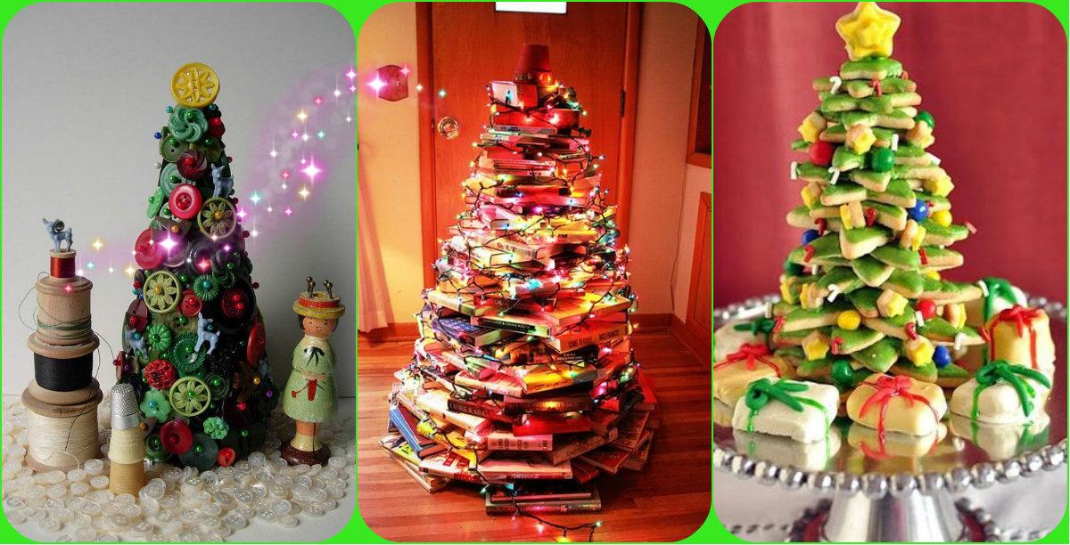 Новогодняя елочка сделанная своими руками фото 701
