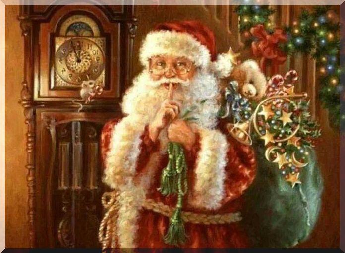 Санта Клаус Томаса Мура