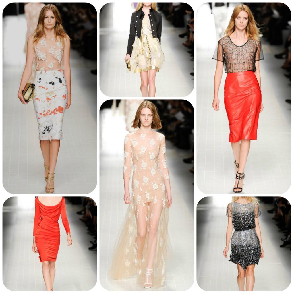 мода весны 2014