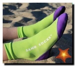 носки для пляжа
