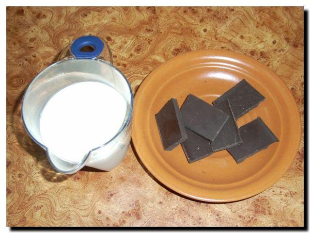 рецепт груши в шоколаде