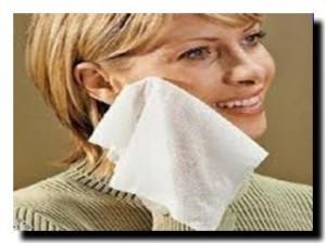 бодрящая маска для лица