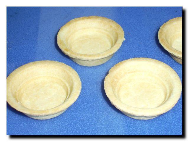 тарталетки ореховый десерт