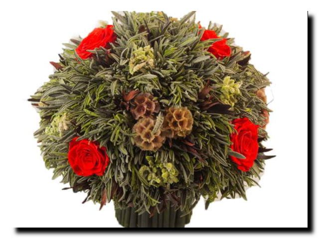 букет стабилизированные цветы