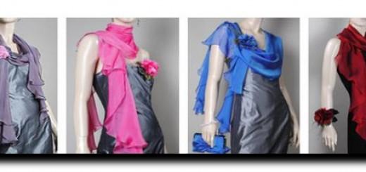 как завязать шарф красиво