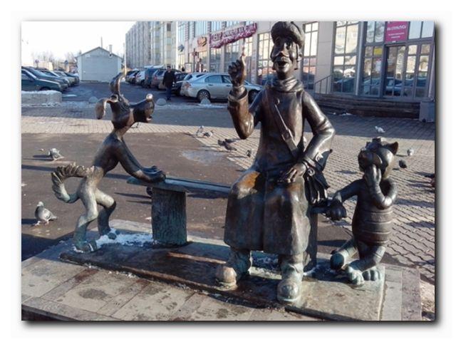 что посмотреть с детьми в Петербурге