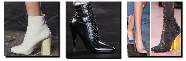 мода обувь 2015