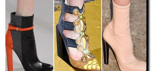 модные тренды обуви 2015