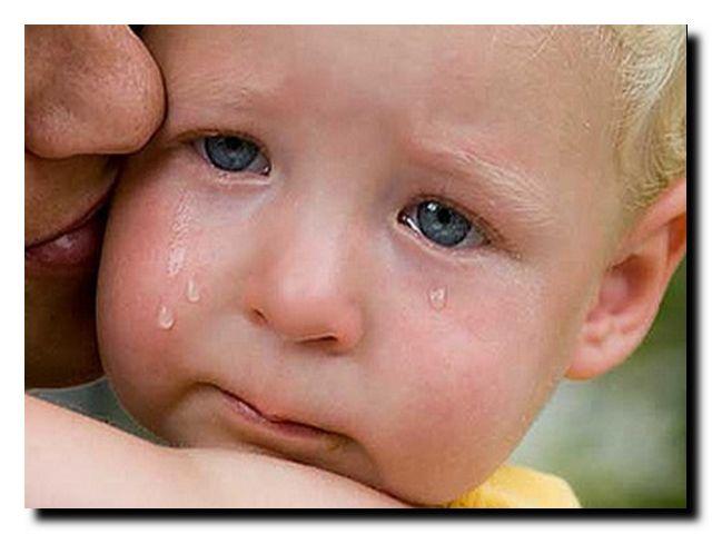 Фото плача детей