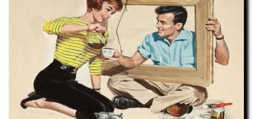 тест на мужчину и женщину