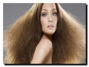почему волосы непослушные