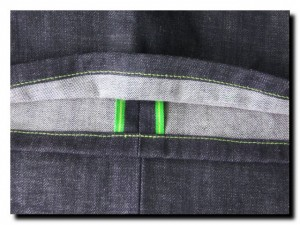 джинсовая ткань деним