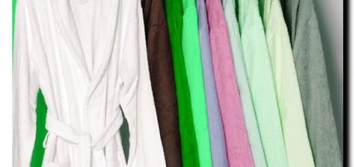 халаты из петельчатой махры