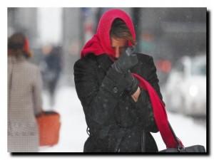 как одеваться в холода