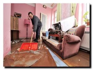 затопили соседей кто виноват