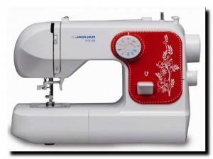пользование швейной машиной