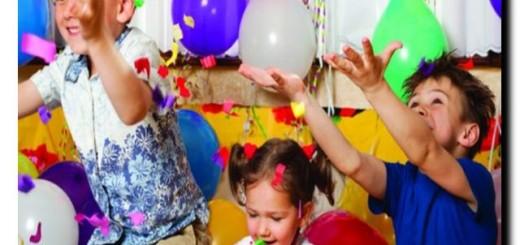 яркие детские праздники