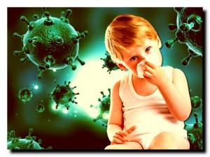 дезинфекция после гриппа
