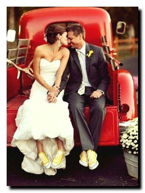 интересные идеи свадебных фотографий