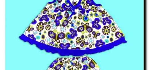 платья для новорожденных
