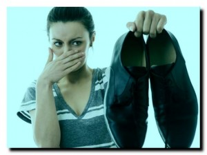 плохой запах ног