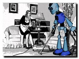 робот бытовая техника