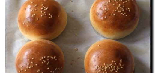 булочка бутербродная рецепт