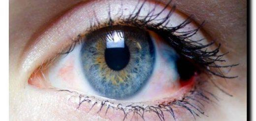 красные белки глаз причины