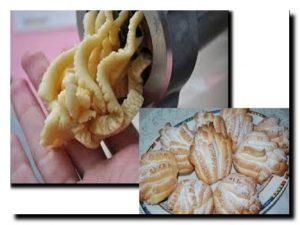 песочное печенье через мясорубку рецепт