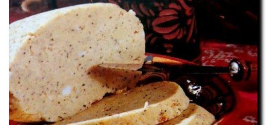 Рецепт домашнего сыра на Пасху