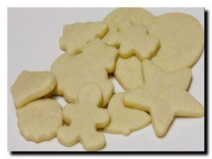 рецепт вкусного песочного домашнего печенья