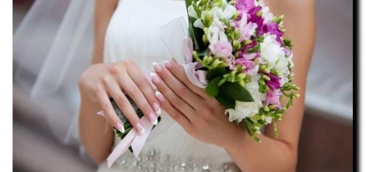 история свадебных букетов