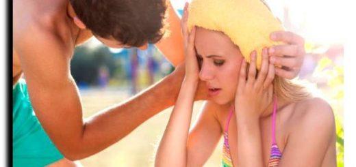 причины солнечных тепловых ударов