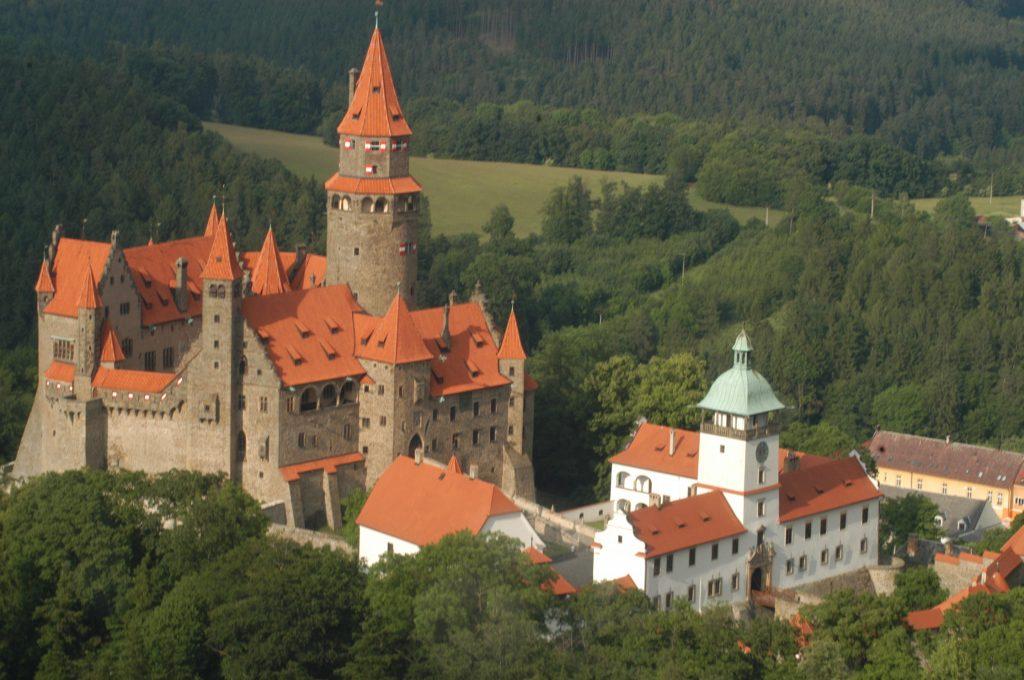 Чехия: страна замков