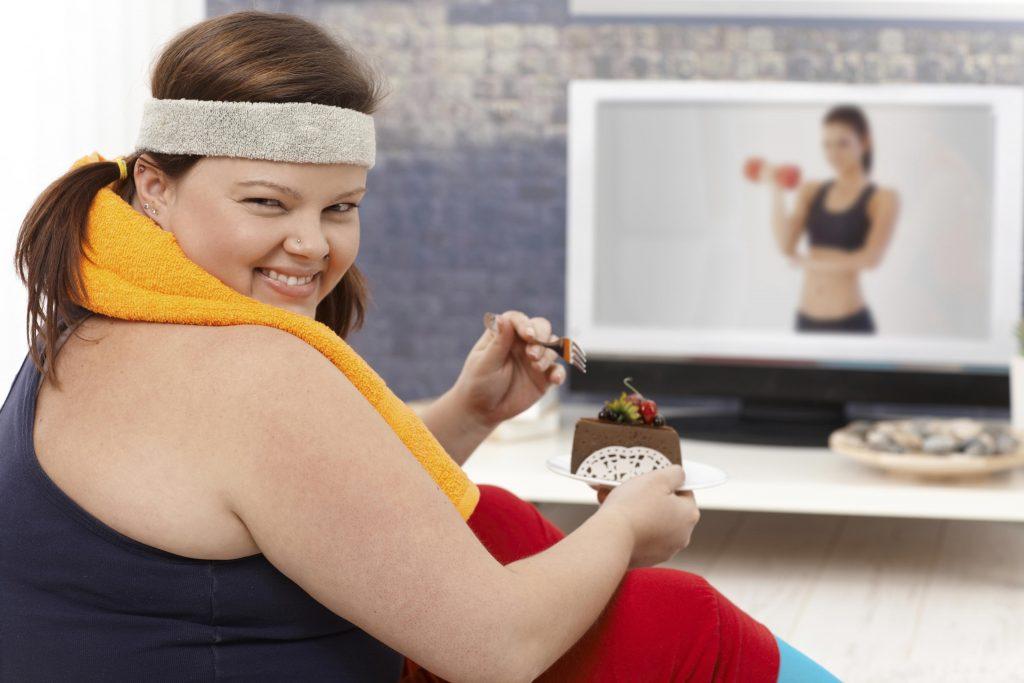 Что мешает похудеть и при этом несъедобно?