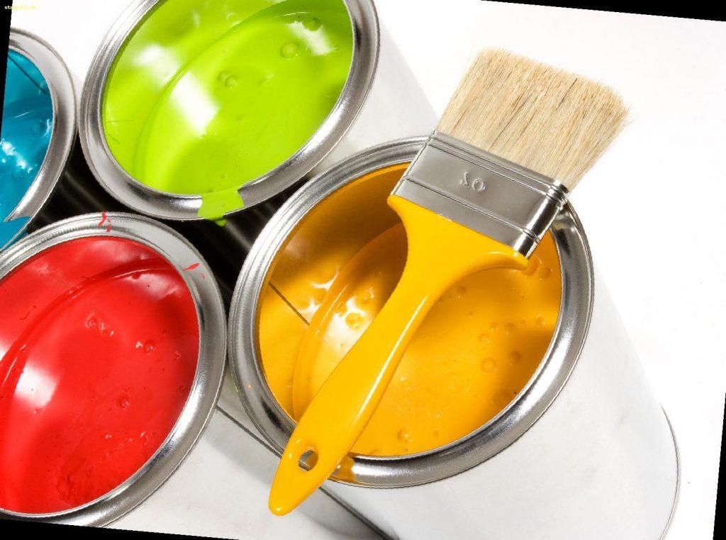 Хранение лаков и красок после ремонта