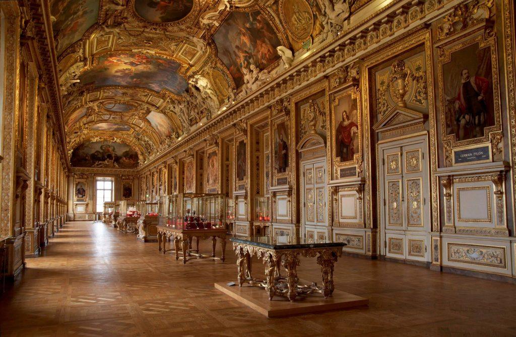 Увидеть Париж… и посетить Лувр