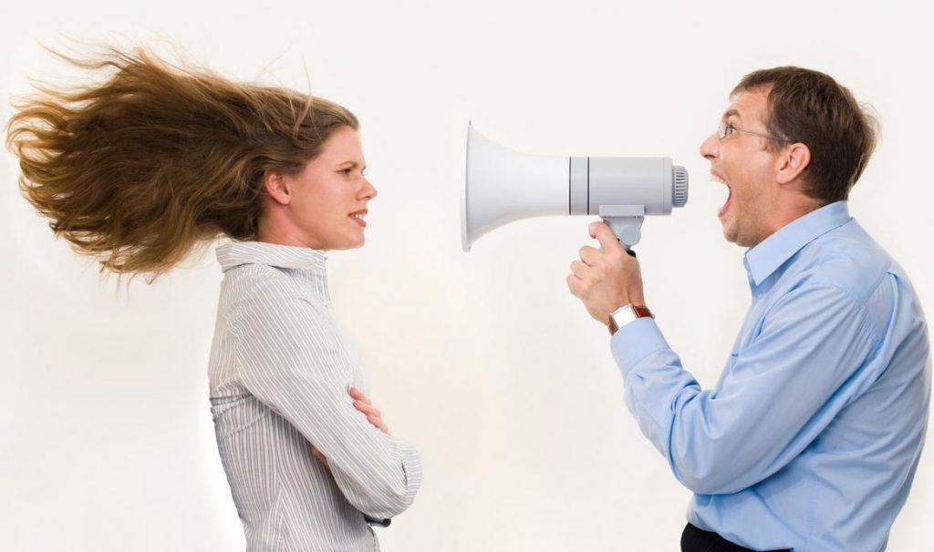 Как правильно реагировать на гнев и недовольство другого человека