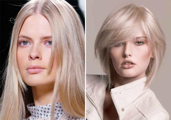 Новый тренд зимы 2017 – осветленные брови.