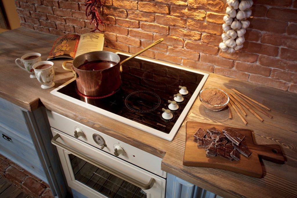 Электроплита – хозяйка кухни