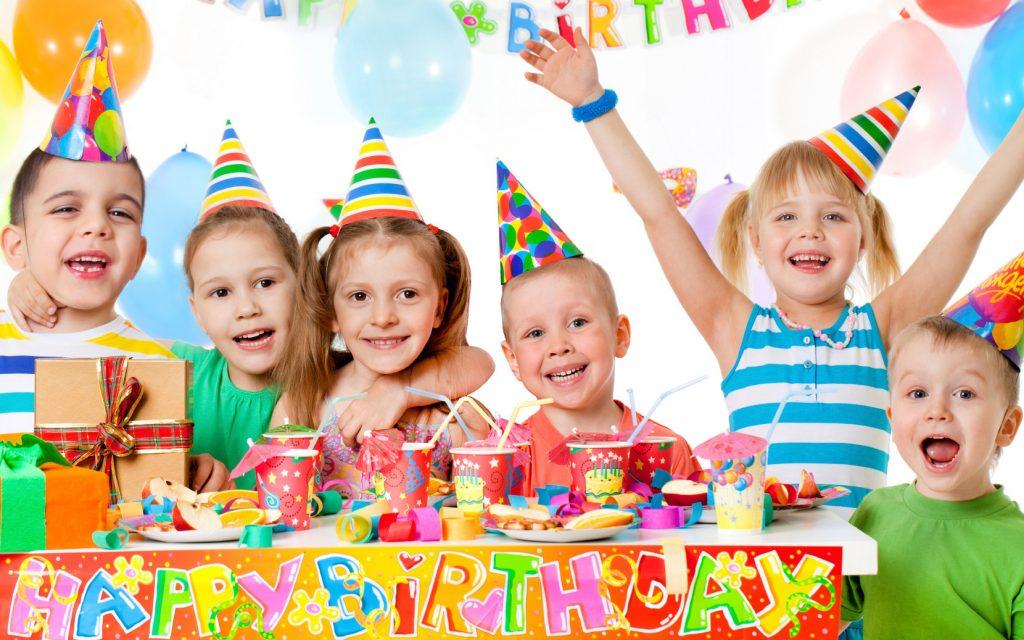 Детские праздники дома конкурсы поздравление с днем рождения
