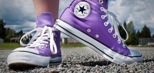 Кеды – легкая обувь