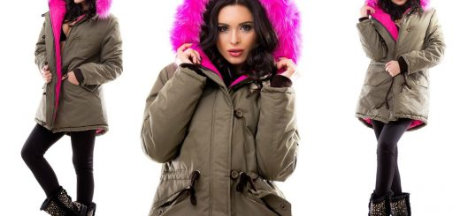 Куртка-парка главный тренд межсезонья и суровой зимы.