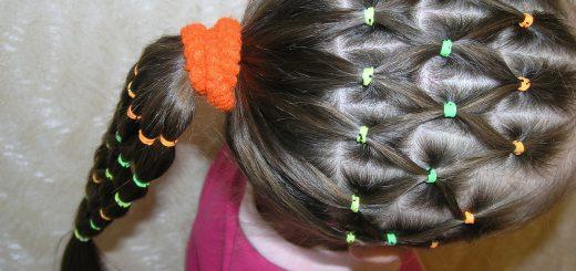 Силиконовые резинки для волос