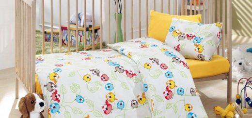 Выбираем постельное белье для ребенка.