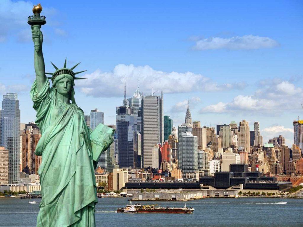 Нью-Йорк – отдых для городских
