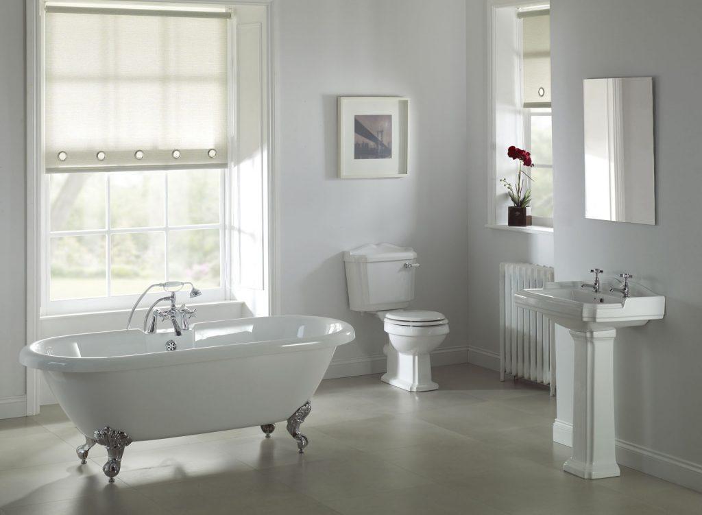 Сода и уксус – ванна блестит