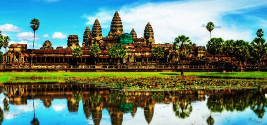 Такая загадочная Камбоджа