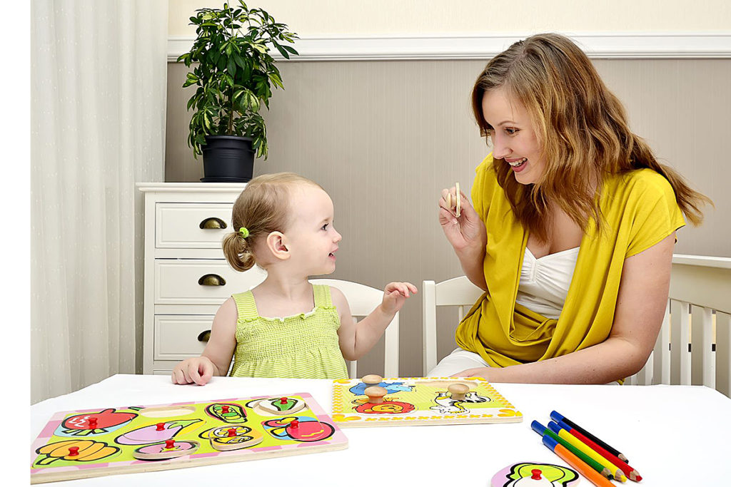 Игры для детей до 3-х лет