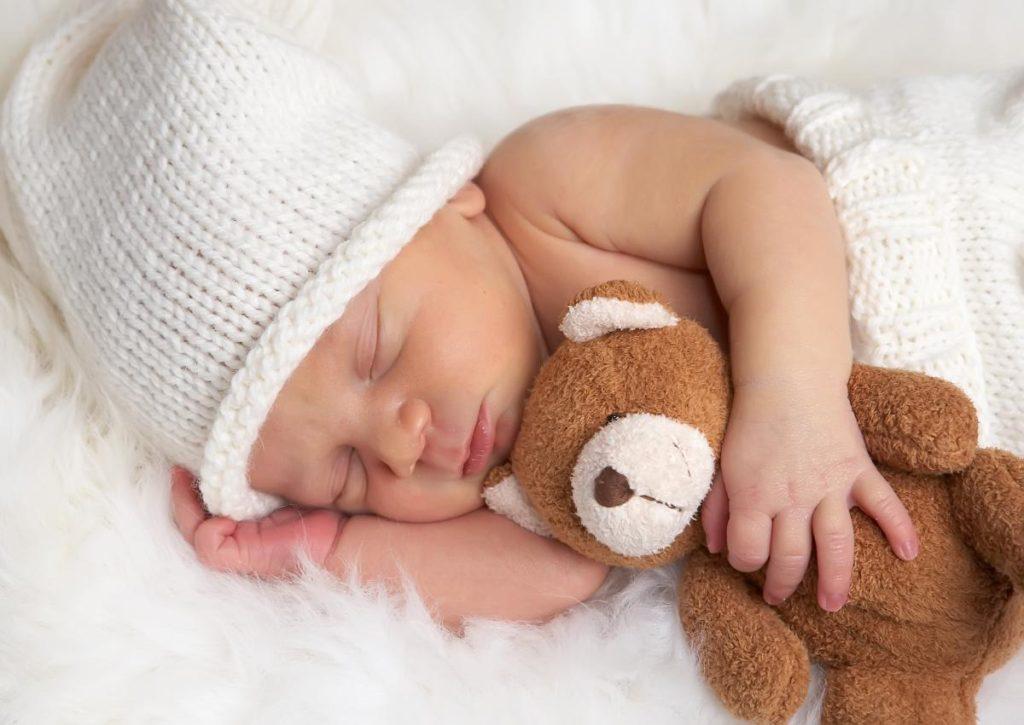 Как уложить спать ребенка до 3-х лет